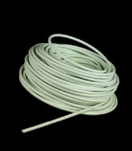 Expanding Plastic Coated Curtain Wire x 1m